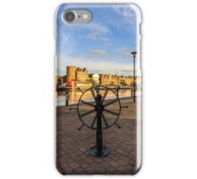 The Shore Skyline, Edinburgh iPhone Case/Skin