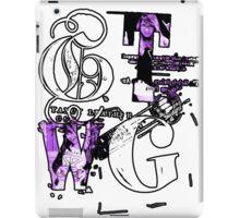 Girl Talk with Gabby iPad Case/Skin
