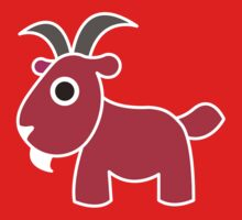 Goat Kids Tee