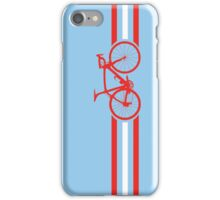 Bike Stripes Austria v2 iPhone Case/Skin