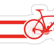 Bike Stripes Austria v2 Sticker