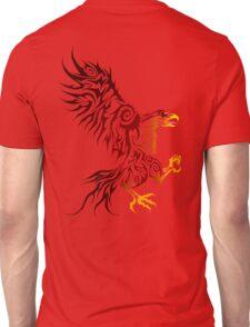 Shadey Hawk Unisex T-Shirt