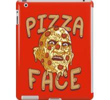 Pizza Face iPad Case/Skin