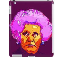 Mrs Slocombe iPad Case/Skin