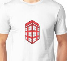 Telephone Box Unisex T-Shirt