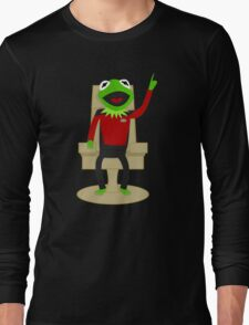 Jean Luc Pikermit Long Sleeve T-Shirt