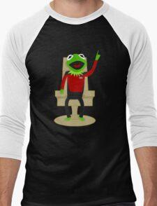 Jean Luc Pikermit Men's Baseball ¾ T-Shirt