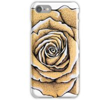 Beautiful rose flower iPhone Case/Skin