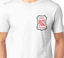 Karate Kyu Traditional Logo Unisex T-Shirt