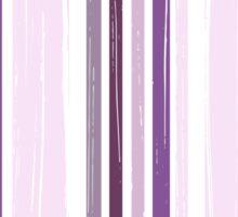 Seamless pattern of vertical brush strokes. Sticker