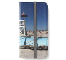Summer Time at Jones Beach iPhone Wallet/Case/Skin