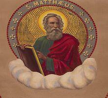 Fresco, St. Malachy, North Philadelphia by PhillyChurches