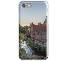 Dean Village at Dusk iPhone Case/Skin