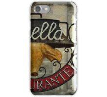Bar Orella iPhone Case/Skin