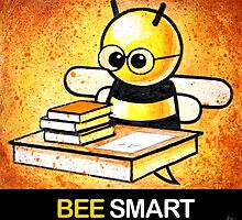 """""""BEE Smart"""" POOTERBELLY by Pat McNeely"""