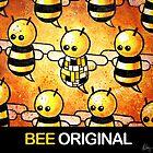 """BEE Original"" POOTERBELLY by Pat McNeely"