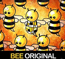 """BEE Original"" POOTERBELLY by Pat McNeely"