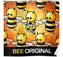 """""""BEE Original"""" POOTERBELLY Poster"""
