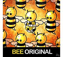 """BEE Original"" POOTERBELLY Photographic Print"
