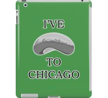 I've Bean To Chicago iPad Case/Skin