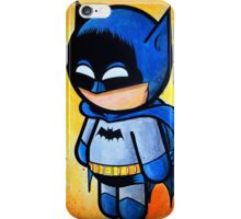"""""""1950s BATS"""" POOTERBELLY iPhone Case/Skin"""