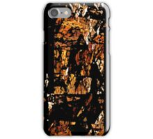 Abstract Bark iPhone Case/Skin