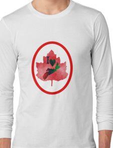 Nova Scotia Proud Long Sleeve T-Shirt