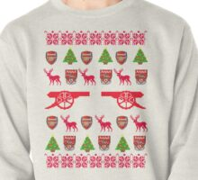 Arsenal 8-bit Holiday Sweater Pullover