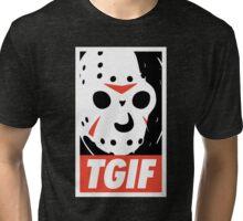 TGIF Tri-blend T-Shirt