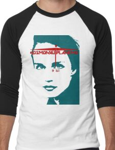 Headshot Men's Baseball ¾ T-Shirt
