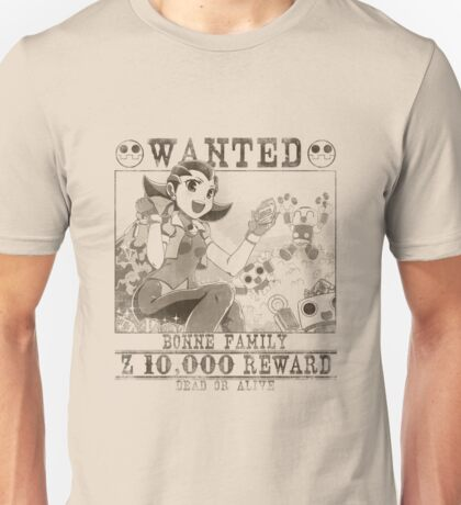 Bonne Family Poster Unisex T-Shirt