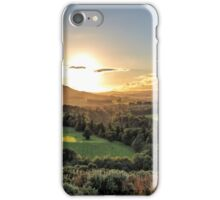 Scott's View at Sunset iPhone Case/Skin
