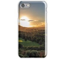 Scott's View at Dusk iPhone Case/Skin
