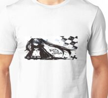 Black★Rock Shooter T-Shirts,Phone Cases And More Unisex T-Shirt