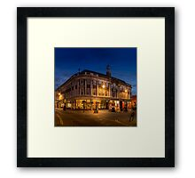 Bettys Tea Rooms St Helens Square Framed Print