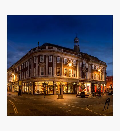 Bettys Tea Rooms St Helens Square Photographic Print