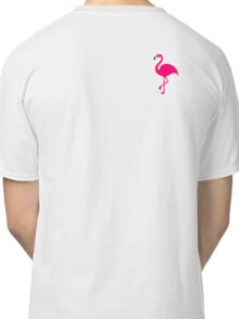 Funny Sweet Flamingo Classic T-Shirt