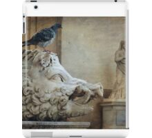 The boar iPad Case/Skin
