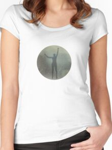 The Lost Files cover image Women's Fitted Scoop T-Shirt
