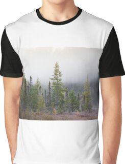 Autumn frost comes to Algonquin Park Graphic T-Shirt