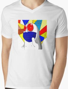 Ramen Mens V-Neck T-Shirt