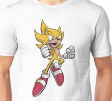 Super Sonic Coloured Unisex T-Shirt