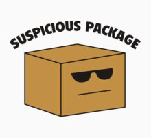 Suspicious Package by DesignFactoryD