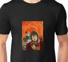 Doctor Who by Terry Oakes Unisex T-Shirt