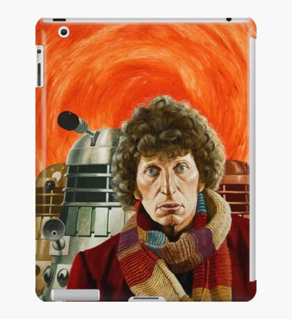 Doctor Who by Terry Oakes iPad Case/Skin