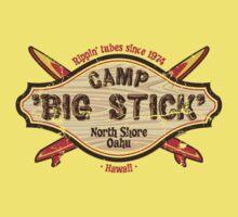 Camp 'Big Stick' - North Shore, Oahu Kids Clothes