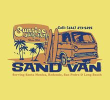 Sunrise Surf Sand Van Kids Clothes