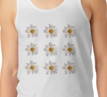 Daisy Patterned shirts and cases Tank Top