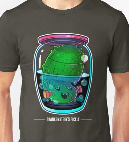 Frankenstein's Pickle Unisex T-Shirt
