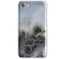 Monster Waves At Pipeline iPhone Case/Skin